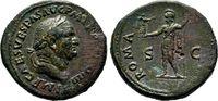 Sesterz 72/73. Kaiserliche Prägungen Vespasianus, 69-79. Sehr schön  750,00 EUR  + 6,00 EUR frais d'envoi