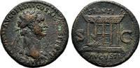 Kaiserliche Prägungen As Domitianus, 81-96.