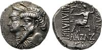 Drachme Jahr 235 (78/77 v. Chr.), Elymais Kamnaskires III. und Anzazes,... 1500,00 EUR envoi gratuit