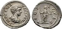 Denar 200/202, Kaiserliche Prägungen Septimius Severus für Geta. Fast v... 100,00 EUR  +  8,00 EUR 运费