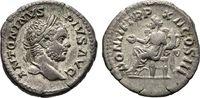 Denar 209, Kaiserliche Prägungen Caracalla, 198-217. Noch sehr schön  50,00 EUR  +  8,00 EUR 运费