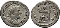 Kaiserliche Prägungen Antoninian Philippus I. Arabs, 244-249.