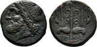 Bronze.  Sizilien Hieron II., 275-216 v. Chr. Sehr schön  125,00 EUR  + 6,00 EUR frais d'envoi
