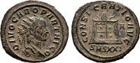 Antoninian nach 283, Kaiserliche Prägungen Carinus für Divus Carus. Seh... 75,00 EUR  + 6,00 EUR frais d'envoi