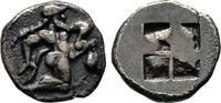 Trihemiobol 500/480 v. Chr. Makedonien  Sehr schön  150,00 EUR  +  8,00 EUR 运费