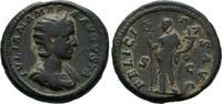 Kaiserliche Prägungen As Severus Alexander und Julia Mamaea
