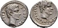 Kaiserliche Prägungen Denar Augustus, 27 v. Chr.-14 n. Chr.