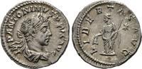 Denar 221, Kaiserliche Prägungen Elagabalus, 218-222. Fast vorzüglich  100,00 EUR  +  8,00 EUR 运费