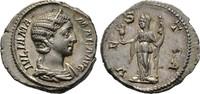 Kaiserliche Prägungen Denar Severus Alexander für Julia Mamaea.