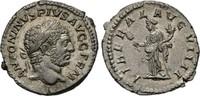 Denar 213/217, Kaiserliche Prägungen Caracalla, 198-217. Fast Stempelgl... 140,00 EUR  +  8,00 EUR 运费