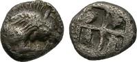Obol 535/465 v. Chr. Lukanien  Sehr schön  213.94 US$  zzgl. 4.81 US$ Versand