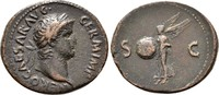 As 65, Kaiserliche Prägungen Nero, 54-68. Noch sehr schön  106.97 US$  zzgl. 4.81 US$ Versand
