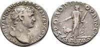 Denar 110, Kaiserliche Prägungen Traianus, 98-117. Sehr schön  106.97 US$  zzgl. 4.81 US$ Versand