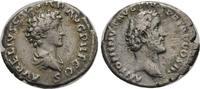Denar 140, Kaiserliche Prägungen Antoninus Pius für Marcus Aurelius. Se... 75,00 EUR  +  8,00 EUR 运费