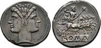Didrachme 241/214 v. Chr., Republikanische...