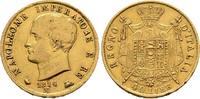 40 Lire GOLD 1814 M, Italien Napoleon I., 1805-1814, seit 1804 Kaiser v... 600,00 EUR  +  8,00 EUR 运费