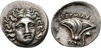 Makedonisches Weltreich Drachme rhodischen Typs Perseus, 179-168 v. Chr.