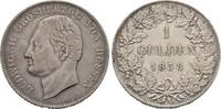 Gulden 1838, Diverse Ludwig II., 1830-1848 Sehr schön  75,00 EUR  + 6,00 EUR frais d'envoi