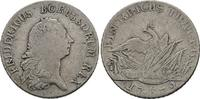 Diverse Reichstaler preussisch Friedrich II. der Grosse, 1740-1786