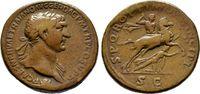 Sesterz 103/111, Kaiserliche Prägungen Traianus, 98-117. Sehr schön  350,00 EUR  + 6,00 EUR frais d'envoi