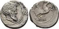 Denar 90 v. Chr., Republikanische Prägungen Q. Titius Noch sehr schön  50,00 EUR  +  8,00 EUR 运费