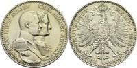 Sachsen-Weimar-Eisenach 3 Mark Wilhelm Ernst 1901-1918