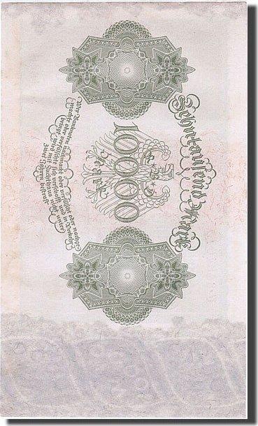 10,000 Mark 1922 Deutschland UNC(60-62)