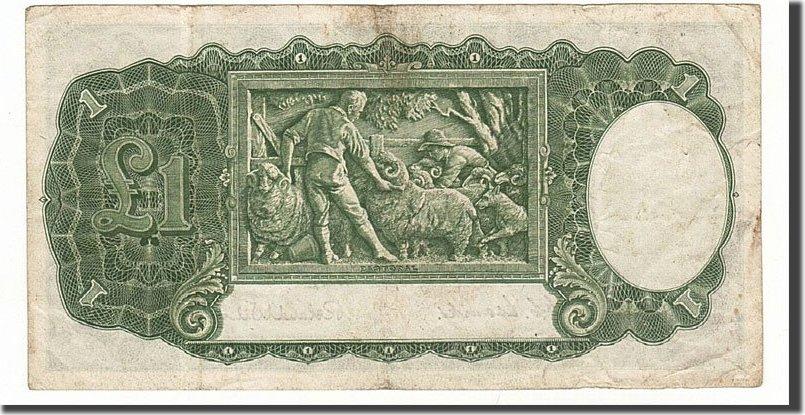 1 Pound 1938-1940 Australien VF(30-35)
