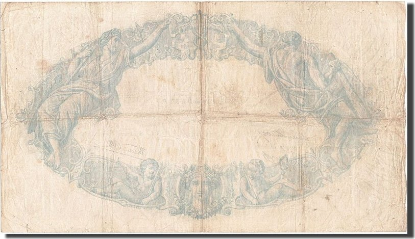 500 Francs 1937 Frankreich EF(40-45)