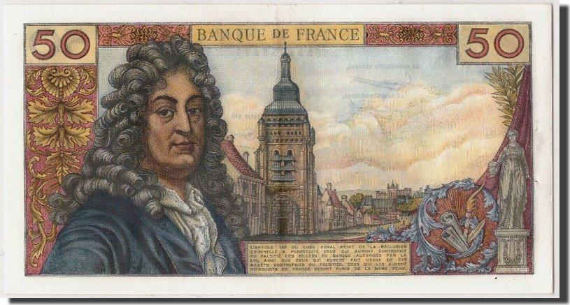 50 Francs 1965 Frankreich UNC(63)