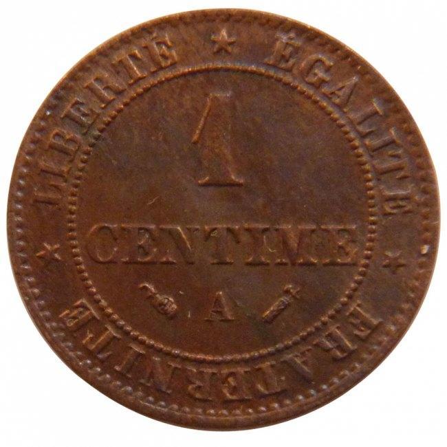 Centime 1894 A Frankreich Cérès MS(60-62)
