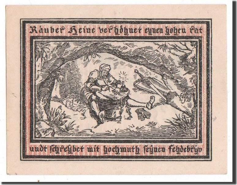50 Pfennig 1922 Deutschland UNC(65-70)