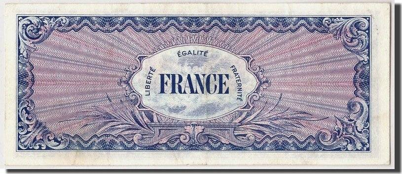 50 Francs 1945 Frankreich AU(55-58)