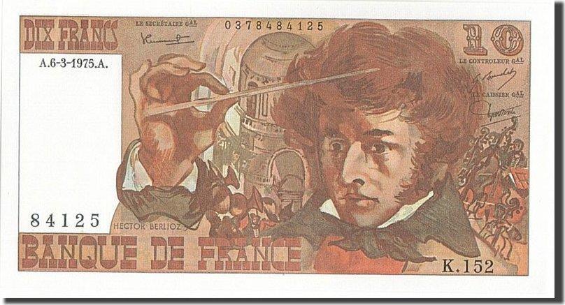 10 Francs 1975 Frankreich UNC(64)