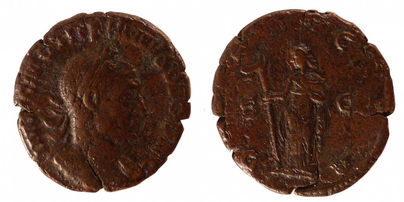 As  Trajan Decius EF(40-45)