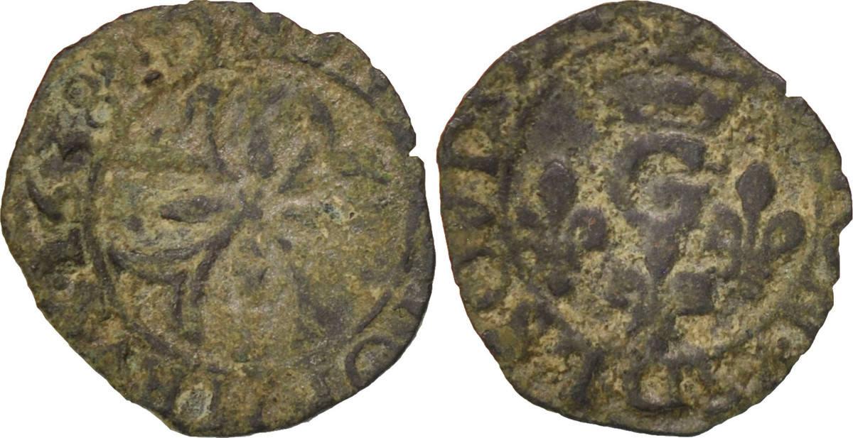 Liard 1638 Trévoux Frankreich VF(20-25)