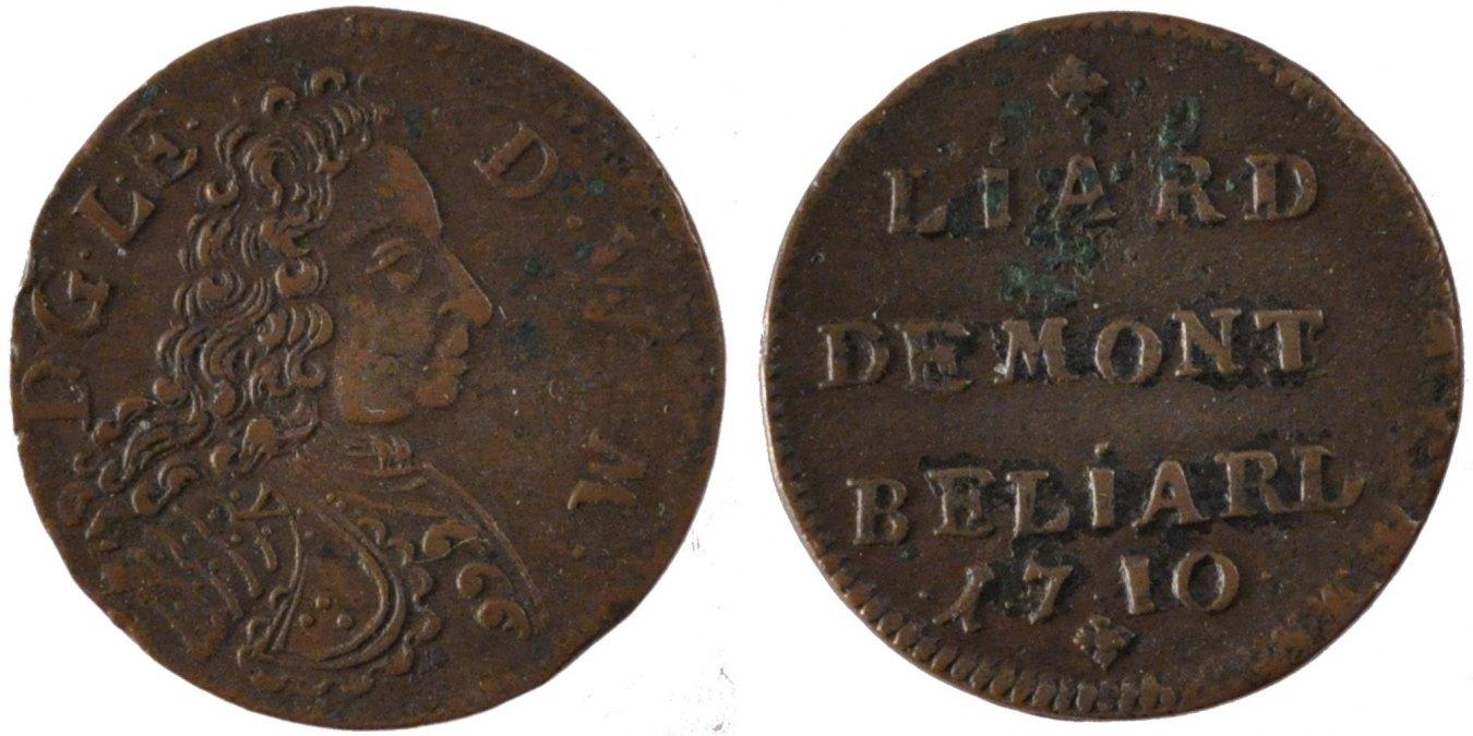 Liard 1710 Montbéliard Frankreich AU(50-53)