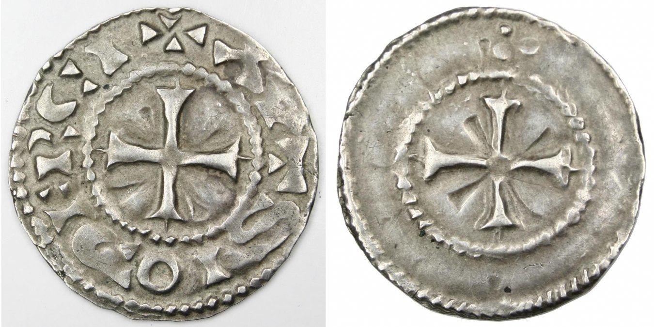 Denarius Frankreich AU(50-53)