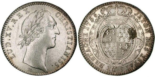 Token 1756 Frankreich AU(50-53)