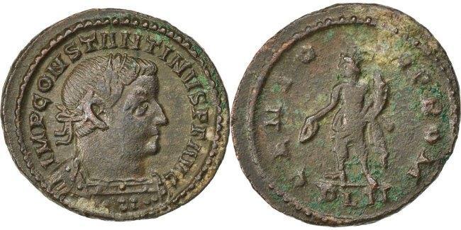 Follis London Constantine I EF(40-45)