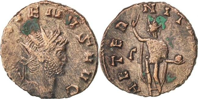 Antoninianus Roma Gallienus VF(30-35)