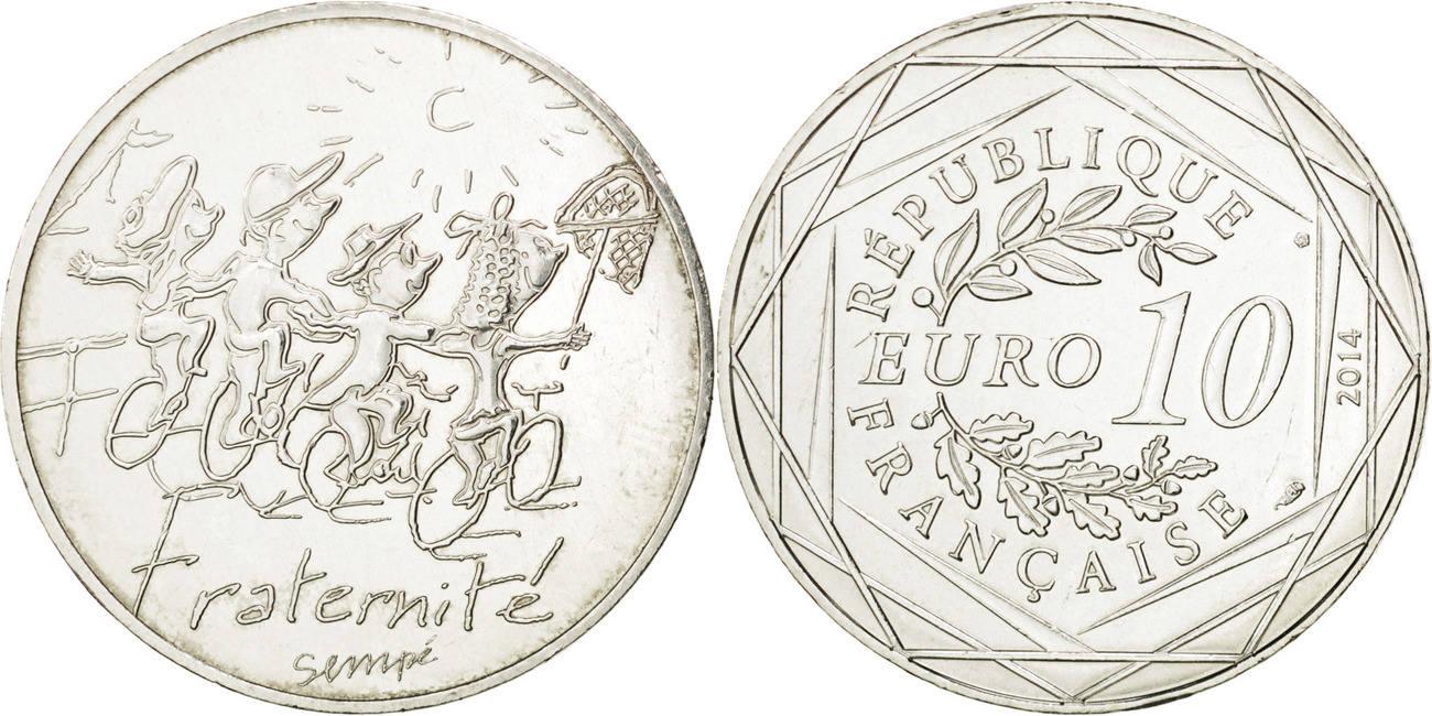 10 Euro 2014 Frankreich MS(63)