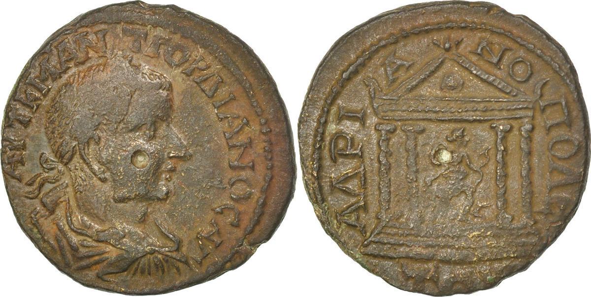 Bronze Hadrianopolis Gordian III EF(40-45)