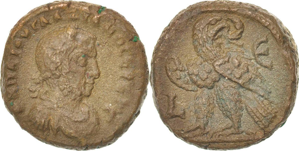 Tetradrachm Alexandria Gallienus AU(50-53)