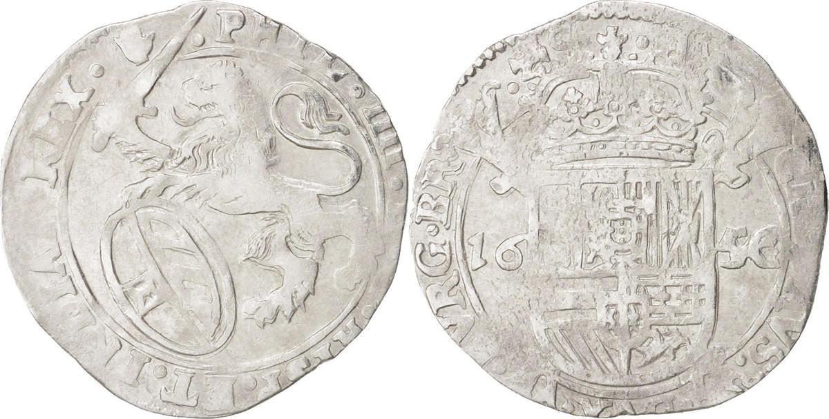Escalin 1650 Antwerp Spanische Niederlande EF(40-45)