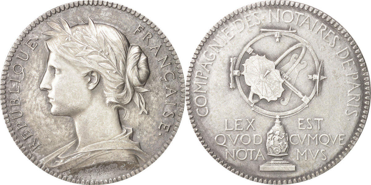 Token Frankreich AU(55-58)