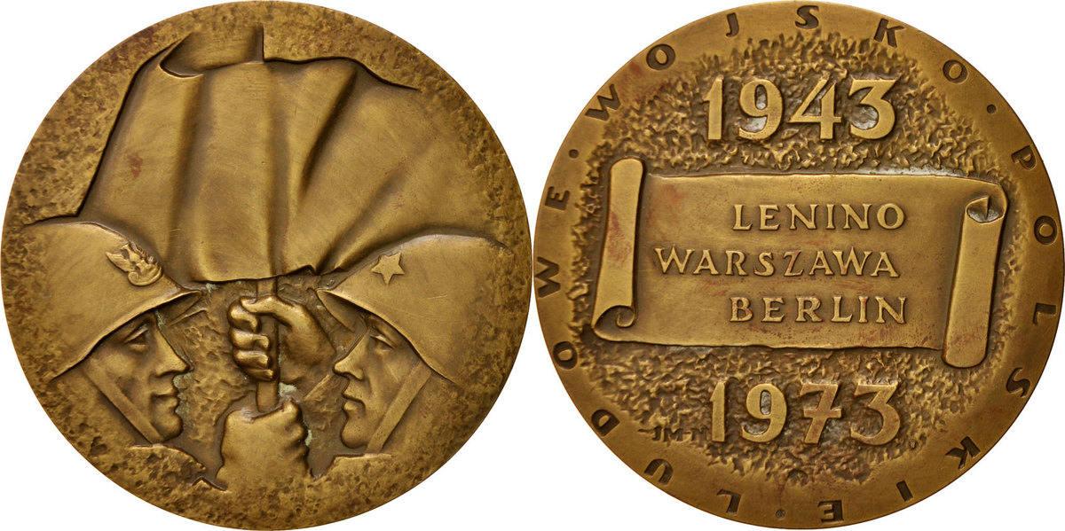 Medal Polen AU(50-53)