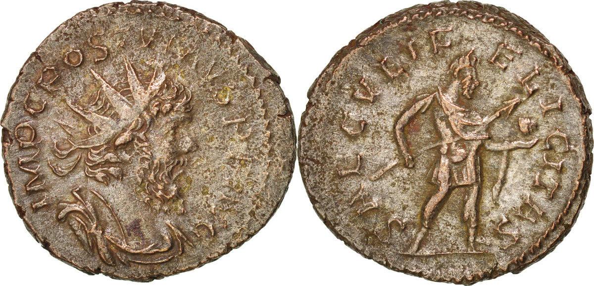 Antoninianus Not Applic  AU(50-53)