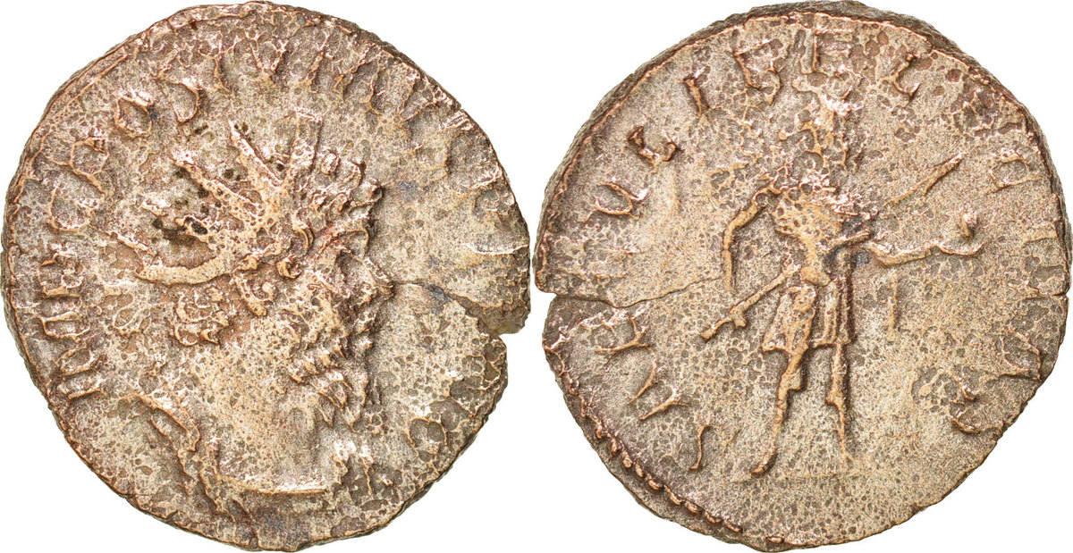Antoninianus Not Applic  VF(30-35)