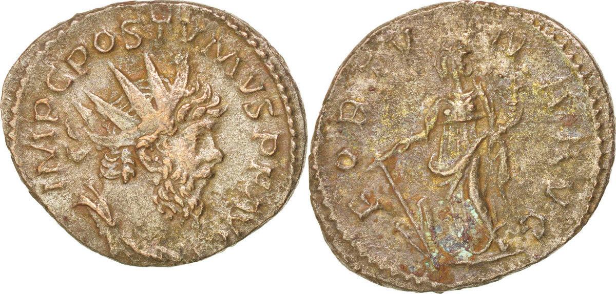 Antoninianus Not Applic Postumus AU(50-53)